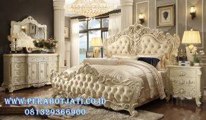 Set Tempat Tidur Mewah Duco Larisa