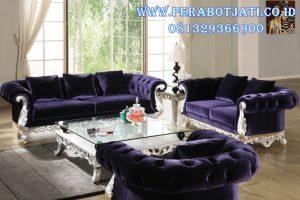 Set Sofa Kursi Tamu Modern Putih