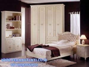 Set Tempat Tidur Anak Mewah Klasik