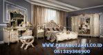 Set Tempat Tidur Klasik Ukir Pengantin