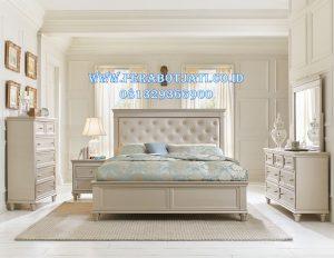 Set Tempat tidur Minimalis Sederhana Desain Elegan