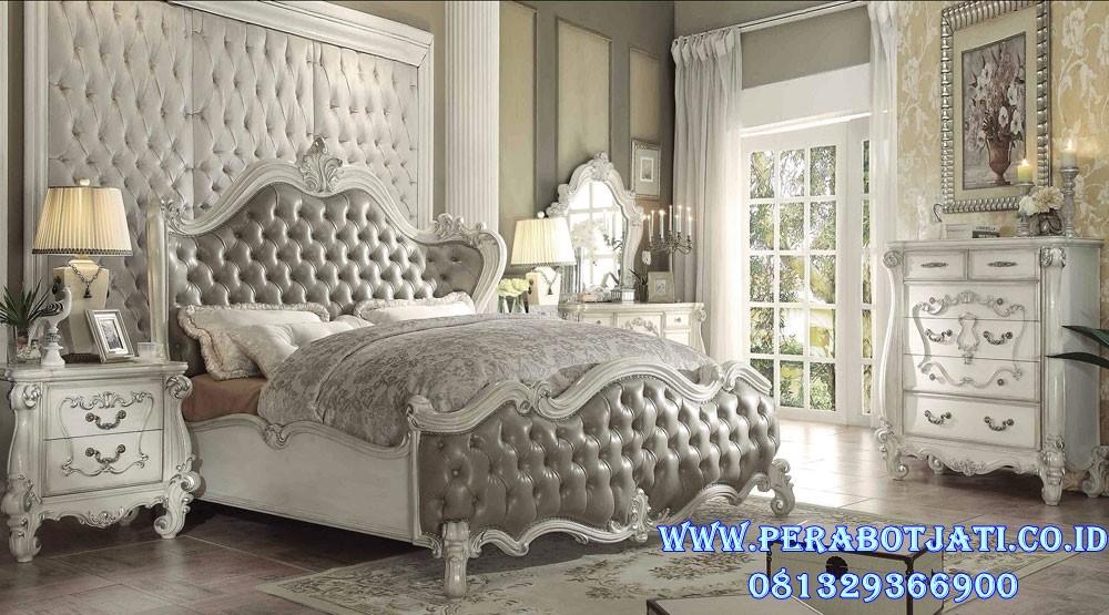 Tempat Tidur Ukir Klasik Milona