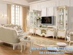 Bufet Tv Lemari Hias Klasik Eropa