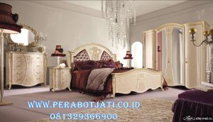 Kamar Tidur Pengantin Romansa Romantis