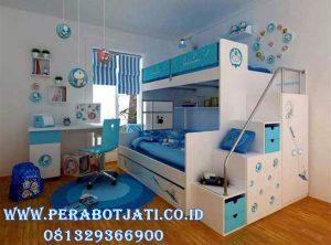 Tempat Tidur Tingkat Doraemon Karakter Terbaru