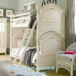 Tempat Tidur Tingkat Anak Perempuan Dilla