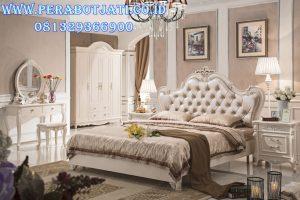 Set Ranjang Pengantin Kamar Tidur Mewah Yulia