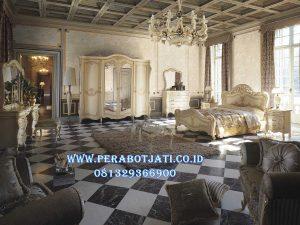 Set Tempat Tidur Klasik Italian