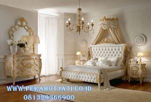 Tempat Tidur Mewah Ukir Luxury