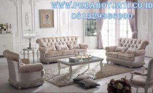 Desain Kursi Sofa Mewah Ruang Tamu Modern
