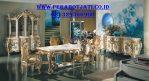 Furniture Meja Makan Ukiran Royal