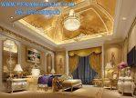 Desain Kamar Tidur Italy Klasik Mewah Milano