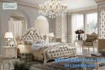 Set Tempat Tidur Duco Putih Estelle