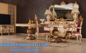 Set Kursi Makan Klasik Monalisa