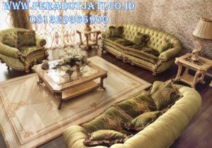 Desain Kursi Ruang Tamu Mewah Dan Elegan Maldive