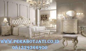 Furniture Klasik Set Tempat Tidur Manhattan