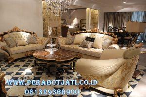 Set Kursi Tamu Mewah Klasik Turki Style