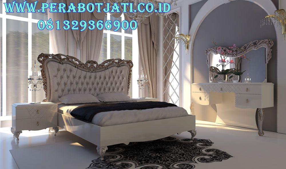 Ranjang Tempat Tidur Modern Tiarosa