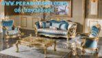 Kursi Sofa Gold Modern Terbaru