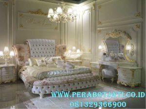 Harga Tempat Tidur Mewah Classic Bedroom Italy