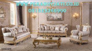Kursi Set Sofa Mewah Dan Elegan