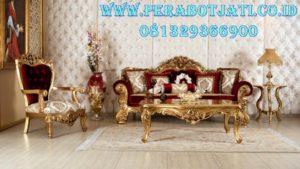 Set Sofa Classic Ukiran Mediterania