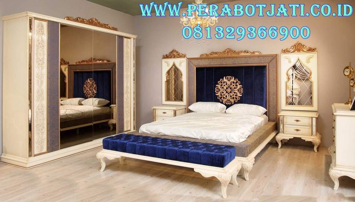 Set Kamar Tidur Minimalis Klasik Turky