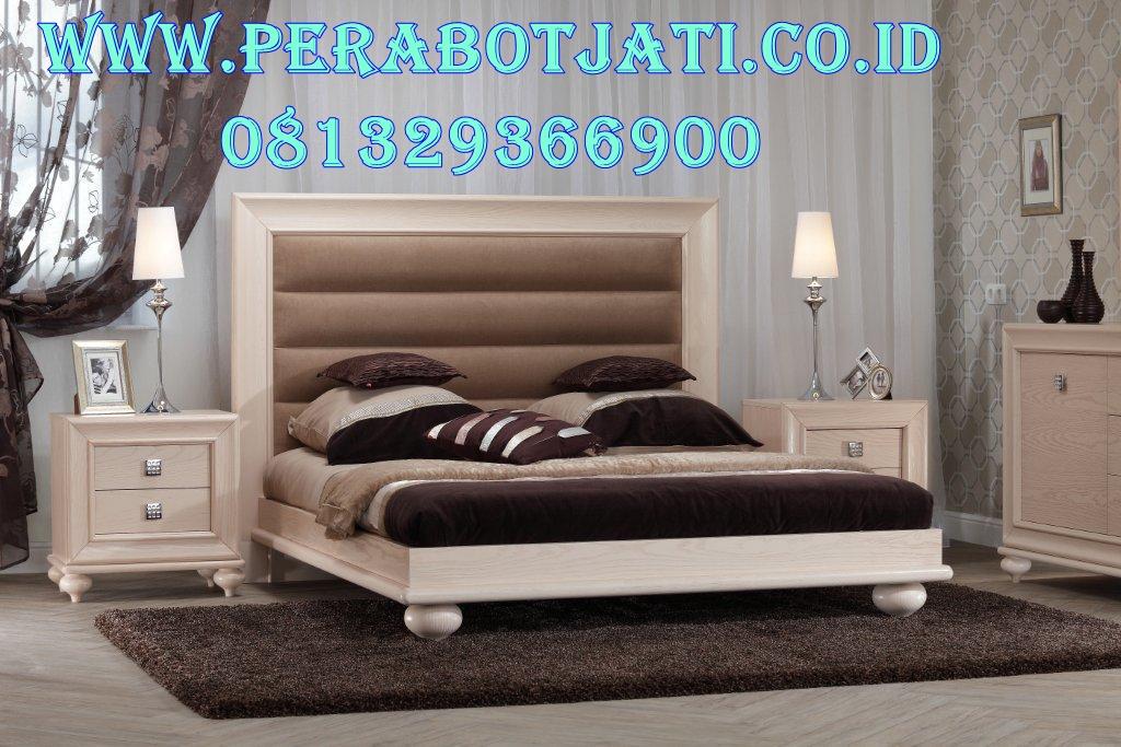 Set Ranjang Kamar Tidur Minimalis Shimphony