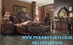 Furniture Set Ranjang Kamar Tidur Jati Klasik