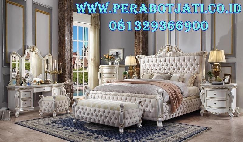 Set Kamar Klasik Elegan PJ - 0223