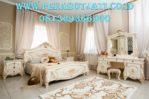 Set Kamar Tidur Dewasa Klasik Duco Maroko Style
