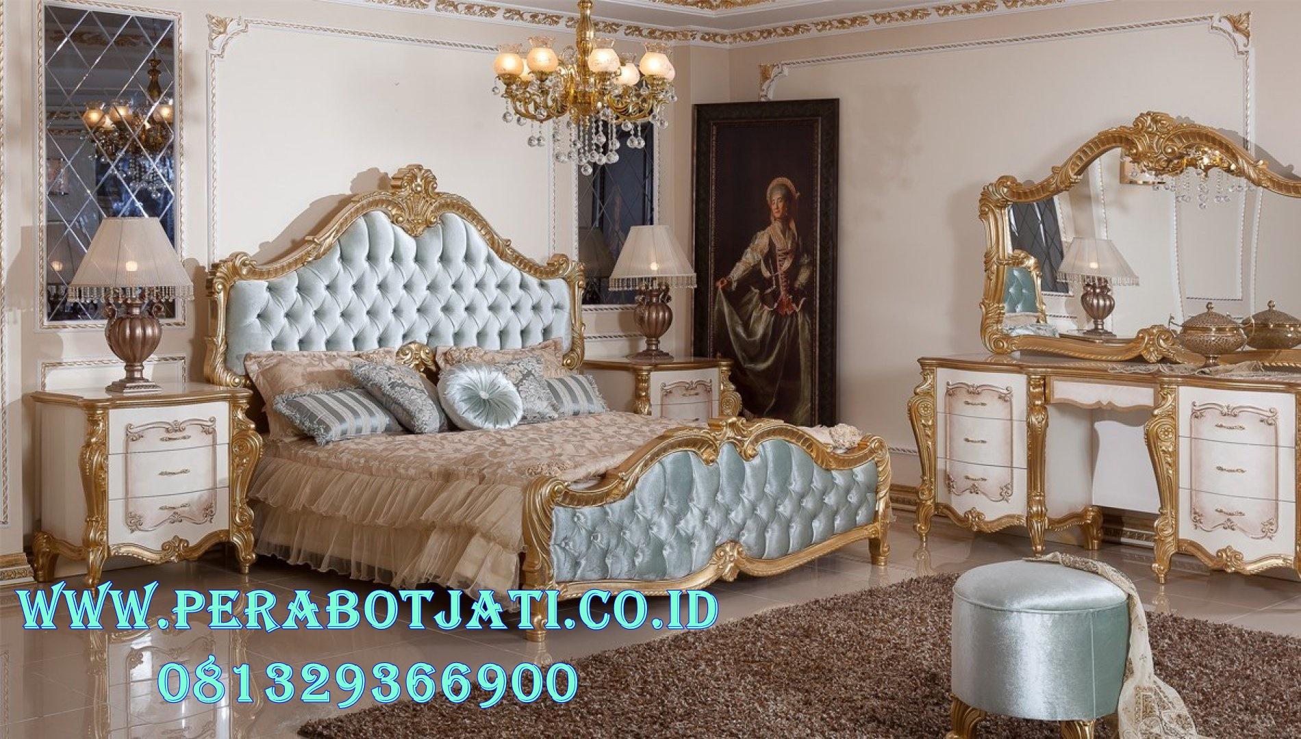 Set Kamar Luxury Mewah PicasoSet Kamar Luxury Mewah Picaso