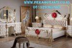 Bed Ranjang Tempat Tidur Klasik Modern Mizano