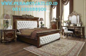 Bedroom Kamar Tidur Klasik Semi Minimalis Ukiran Victorian