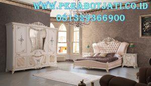 Harga Set Kamar Tidur Jepara Klasik Luxury