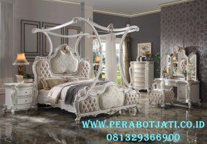 Tempat Tidur Kanopi Untuk Kamar Pengantin Baru