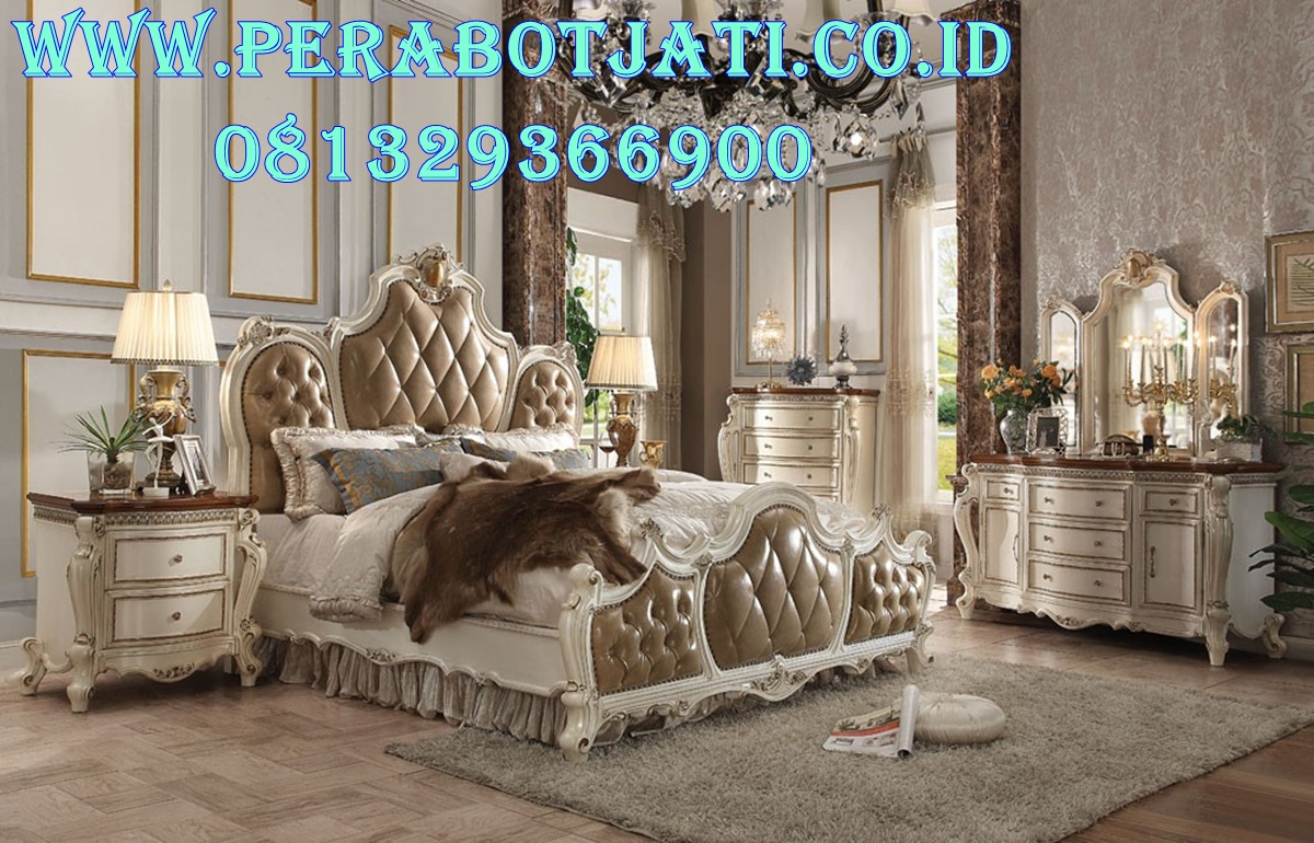 Kamar Tidur Klasik Elegan Shadila