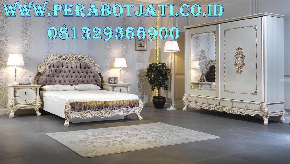 Jual Kamar Tidur Minimalis Luxury Istambul