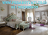 Termewah Tempat Tidur Apartemen Kamar Utama Shabby Chic