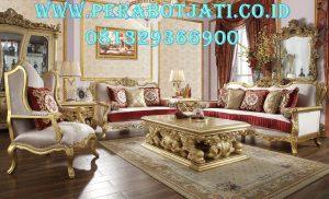 Model Sofa Kursi Tamu Mewah Victorian Eropa