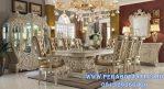 Meja Makan Ukir Italian Klasik Luxury